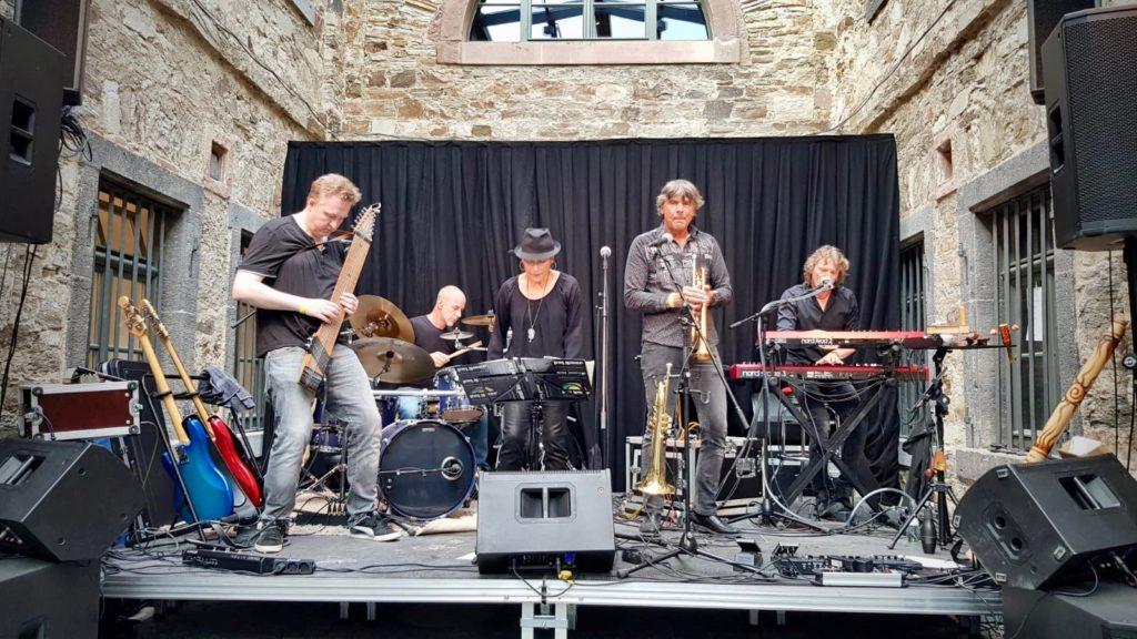 POLYMER live @ 10. Koblenzer Jazz Night 2019