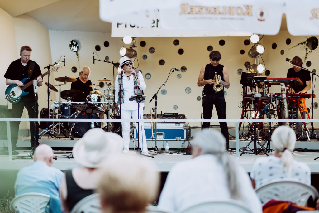 POLYMER Promenadenkonzert 2020 / Music-Live Koblenz